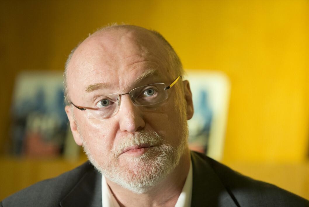 Valgforsker og professor emeritus ved Universitetet i Oslo Bernt Aardal sier meninsgmålinger kan stjele oppmerksomheten fra de politiske sakene.