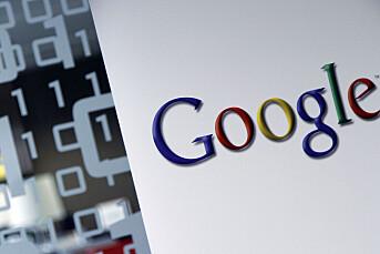 EU åpner monopolsak mot Google