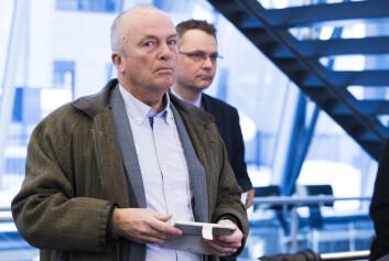 Hans Rustad, ansvarlig redaktør for Document.no