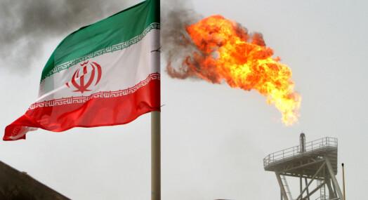 Iran sier USA har tatt kontroll over iranske nettsider
