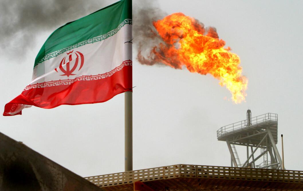 Den iranske kringkastingen IRIB anklager USA for å «blokkere mediene til motstandsgrupper som avdekker forbrytelsene til USAs allierte i regionen».