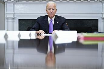 Joe Bidens uklare signaler om pressefrihet