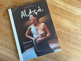 – Vi vet aldri hva som blir coversaken før vi har magasinet klart. Vi prøvde ut mange av sakene, men dette bildet var en soleklar vinner, sier Eliassen-Coker.