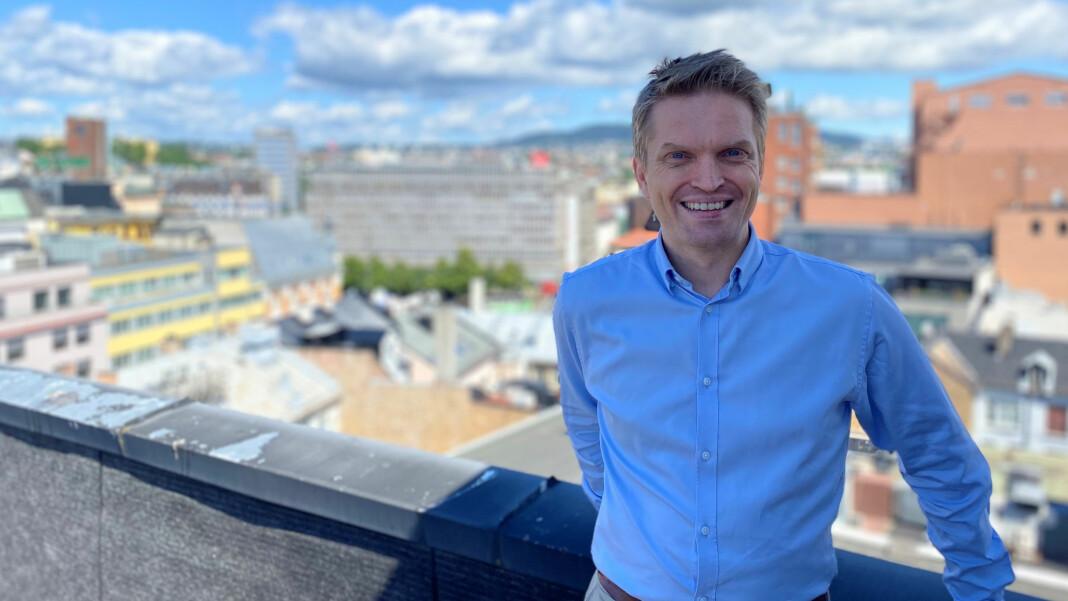 Øyvind Henriksen blir redaktør for nysatsingen EiendomsWatch.