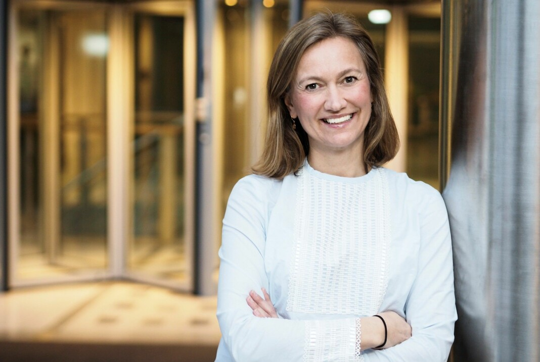 1. juli overtar Schibsted-direktør Siv Juvik Tveitnes styreledervervet i Norsk Presseforbund.