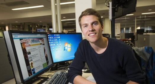 Atle Jørstad Wergeland ny redaksjonell leder for Dine Penger