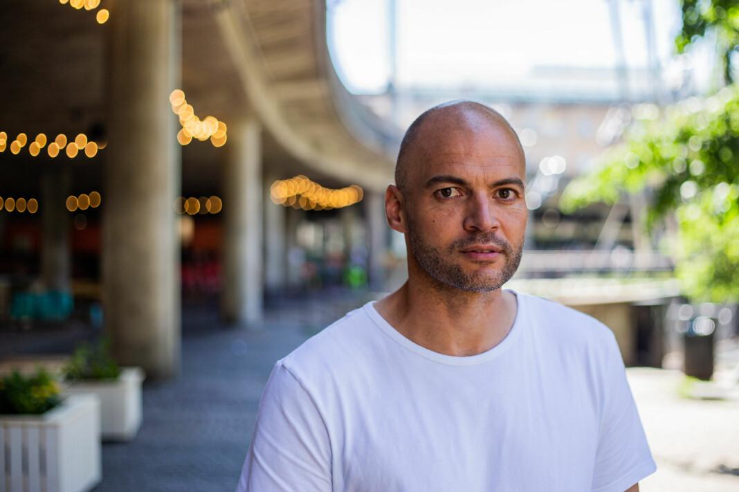 Den anerkjente norske journalist og regissør Anders Hammer står bak Brennpunkt-dokumentarserien om terroristen Philip Manshaus