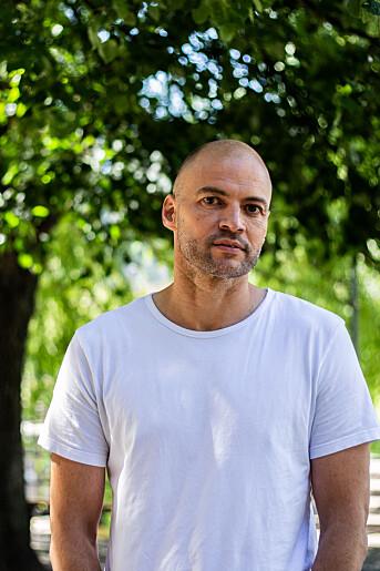 Hammer intervjuet Manshaus et par uker før sendingen av Brennpunkt-dokumentaren og valgte å ha med deler av intervjuet i serien.