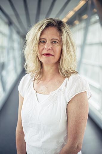 Cecilie Ellingsen er prosjektleder i NRK Brennpunkt.