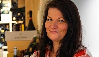Bø er en entusiastisk vinsamler. I det siste har hun investert i sjampanje. – Moden sjampanje gir en helt spesiell smaksopplevelse, sier hun.