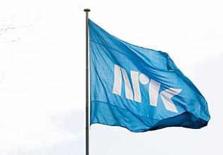 NRK har hatt smittede gjester, men ikke registrert smittespredning på arbeidsplassen