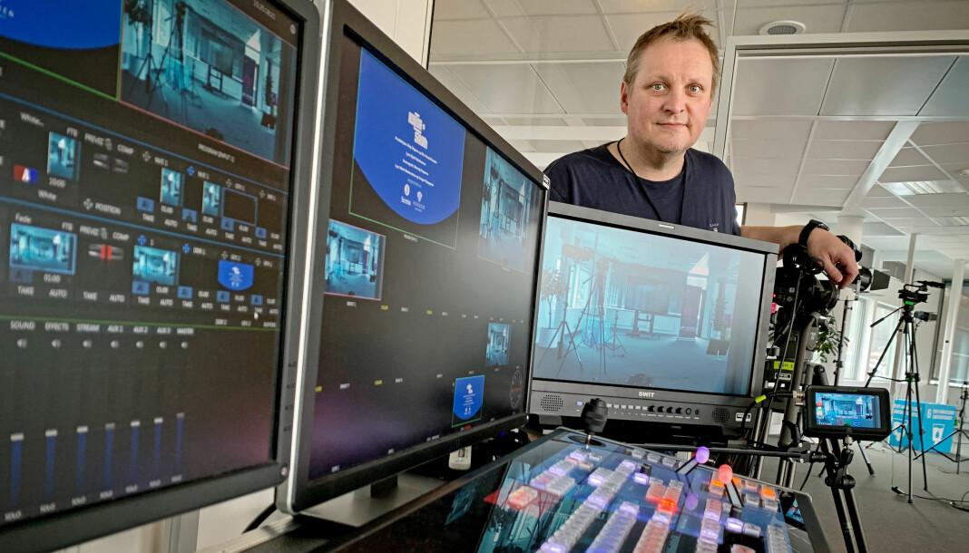 Stig Vågnes blir prosjektleder for Polaris-satsingen på streaming.