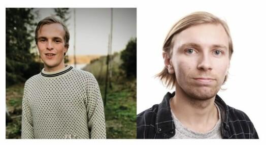 Edvard og Tormod blir fast ansatte nyhetsjournalister i Nettavisen