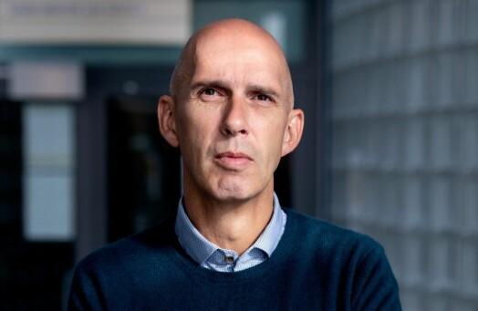 Frank Gander blir NRKs utviklingsredaktør i Distriktsdivisjonen