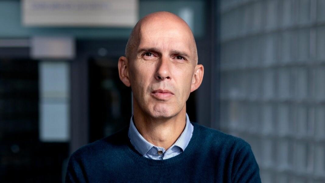 Frank Gander går til stilling som utviklingsredaktør.