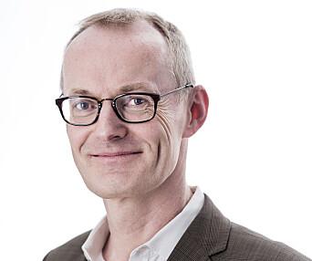 Helge Blakkisrud.