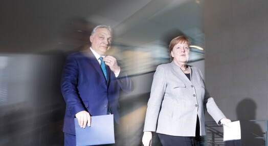 Statsminister Orbán på RSFs liste over «rovdyr»