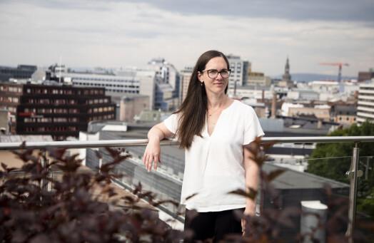 Ariane Grumstad blir konserndirektør i NHST