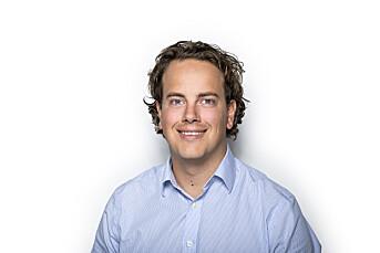 Magnus Aabech går fra NTB til Amedia
