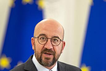 EU-presidenten fordømmer attentatet i Amsterdam