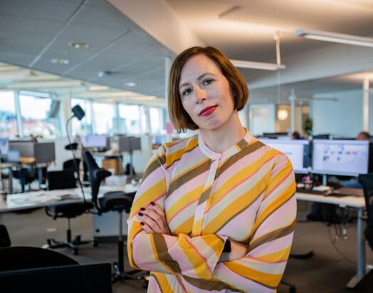 Ingeborg Volan: – Jeg har hatt fordelen av å være en av få som hadde interesse for internett helt i starten