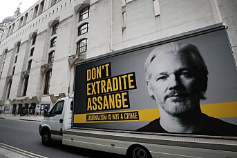 USA får anke avslag om Assange-utlevering