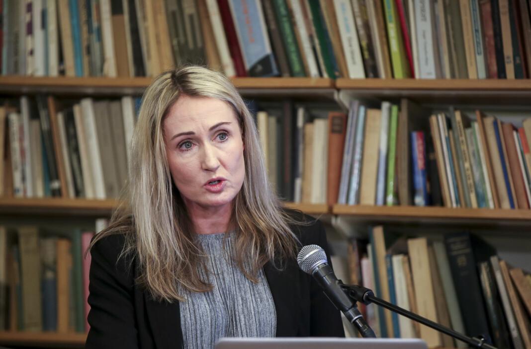 Adressa-sjef Kirsti Husby er trygg på at det var riktig å skrote en hel utgave da et bilde inneholdt sensitive personopplysninger.