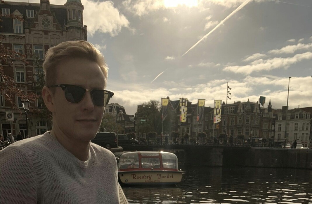 Fredrik Kampevoll går til NRK.