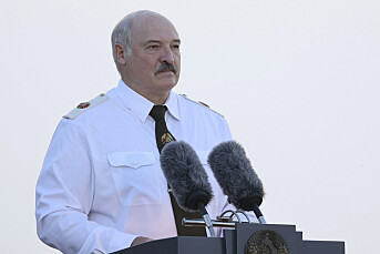 Lukasjenko slår til mot medier
