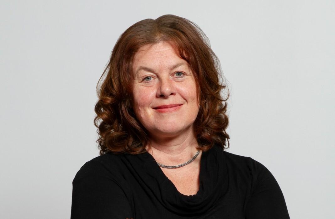 LL Inntrøndelagen-styreleder Hulda Tronstad.