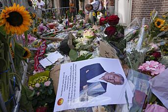 To menn varetekts-fengslet for journalistattentat i Nederland