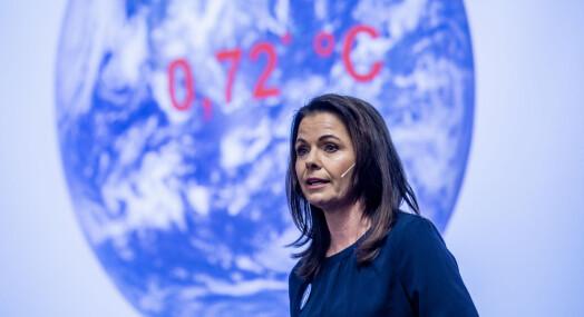 Meteorologer vant pris for klimaformidling