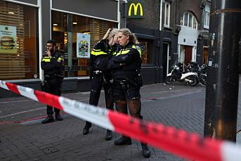 Nederlandsk TV-program kansellert etter trusler