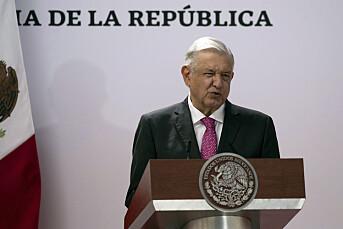 Mexico: 111 aktivister og journalister drept siden Obrador tok over