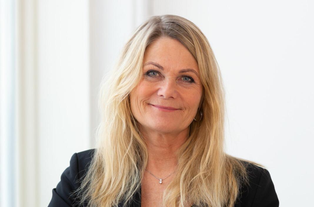 Daglig leder Merete Mandt Larsen i Mediebyråforeningen er ute med Mediebarometeret.