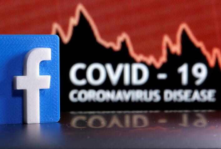 Ny rapport: 65 prosent av de falske opplysningene om covid-19 kan spores tilbake til bare tolv personer