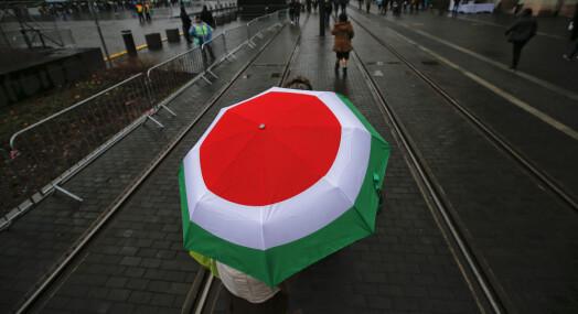 Ungarske politikere krever svar etter overvåkingsavsløring
