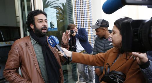 Journalist dømt til seks års fengsel i Marokko