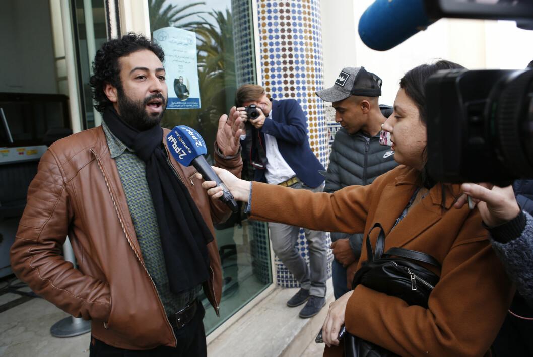 Omar Radi mener han er offer or folk som «mener de er hevet over loven».
