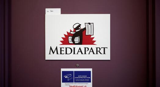 Fransk gransking av påstander om overvåking av journalister