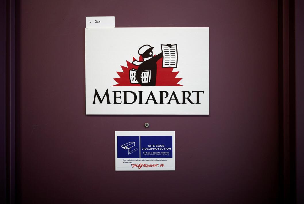 Gravenettstedet Mediapart anmeldte mandag den påståtte spionasjen, og det er ventet at avisen Le Canard Enchaîné vil gjøre det samme.
