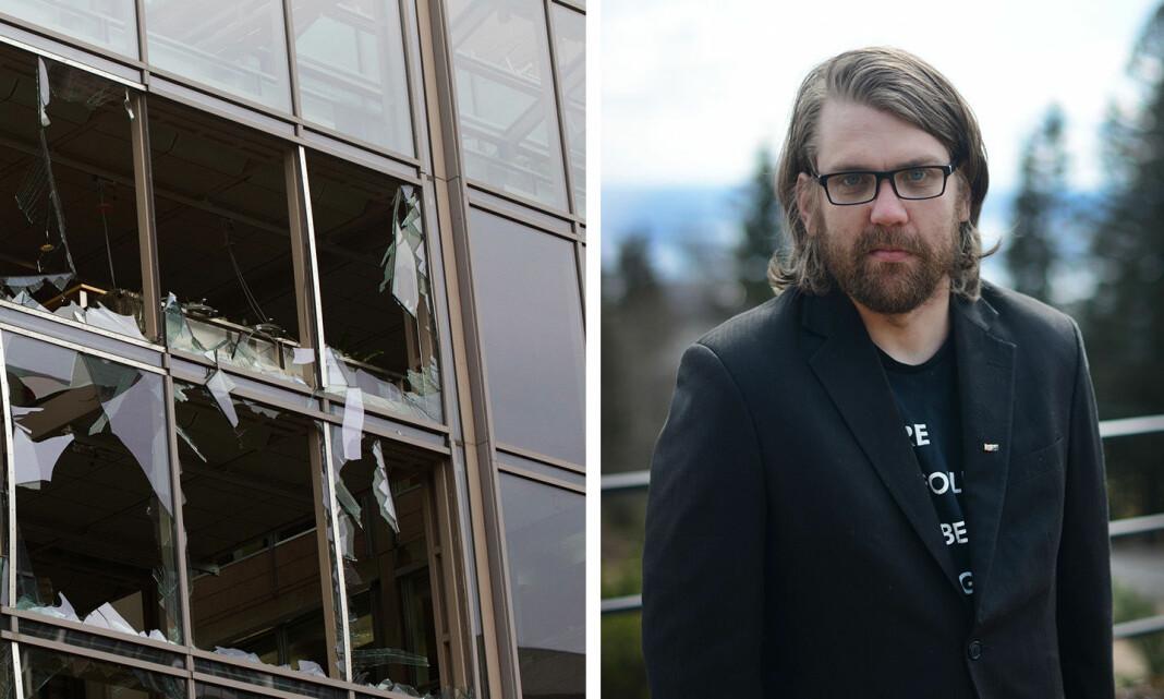 Øyvind Strømmen om 22. juli: – Ikke rart at angrepet kom som en overraskelse