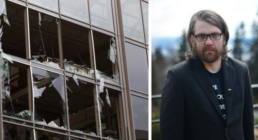 Øyvind Strømmen om 22. juli:– Ikke rart at angrepet kom som en overraskelse