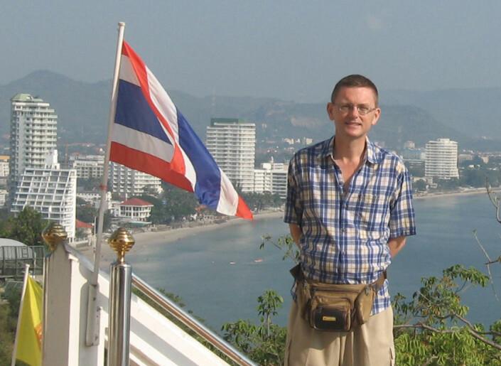Hua Hin er et populært norsk reisemål. Her har de en egen norsk forening, forklarer redaktør i Thailands Tidende.