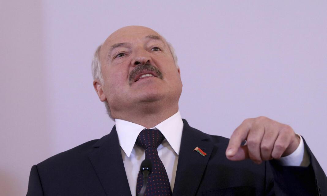Hviterussiske myndigheter prøver å tvangsoppløse landets uavhengige journalistforening