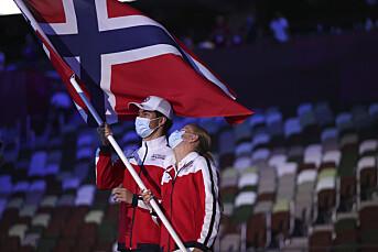 Viste laks da nordmennene var på OL-stadion – TV-selskap beklager bildebruk