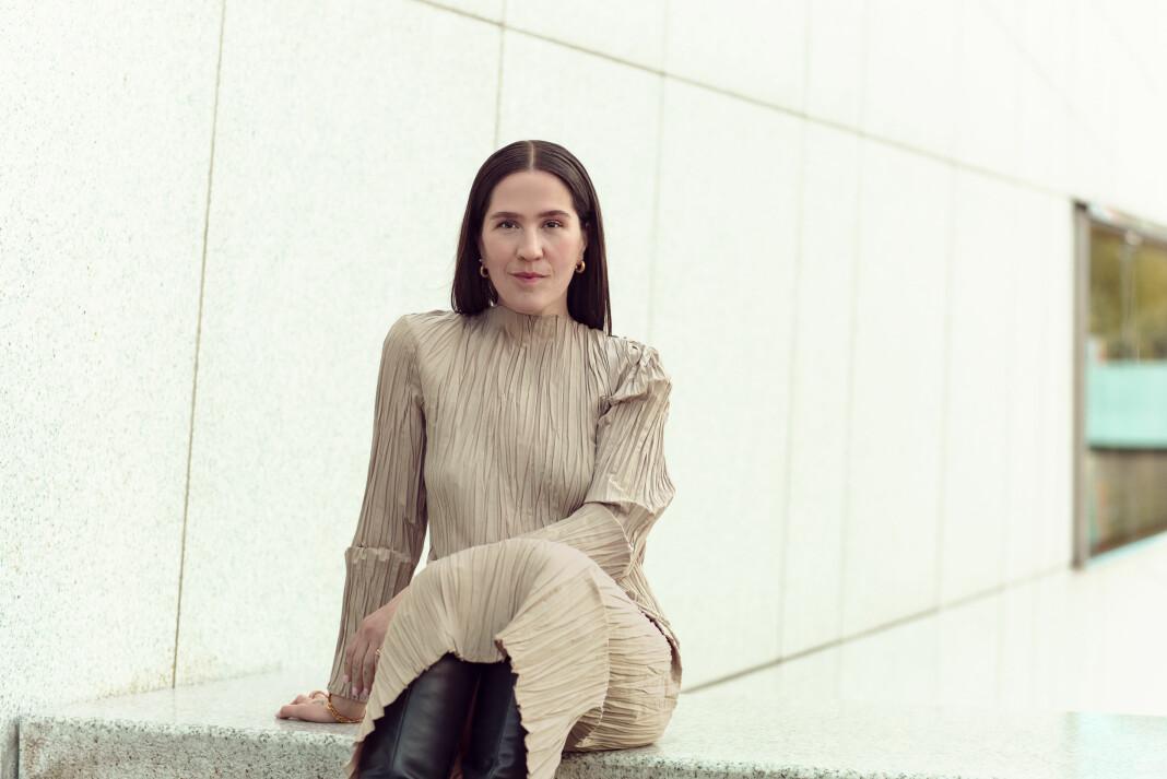 Ida Elise Eide Einarsdóttir som mål å løfte frem norsk motejournalistikk, som hun mener blir undervurdert.