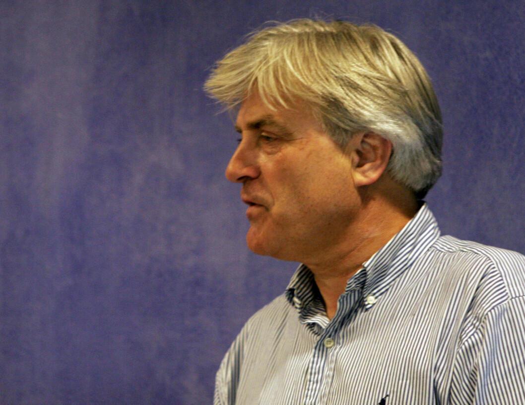 Gunnar Bodahl-Johansen blir fast spaltist Fredrikstad Tidende.