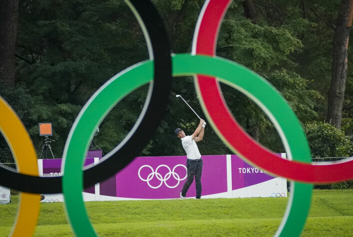 Norges golfstjerne Viktor Hovland fikk en tung avslutning på en ellers god OL-start torsdag.