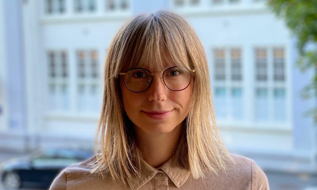 Ellen Lund er ansatt i magasinet KulturPlot
